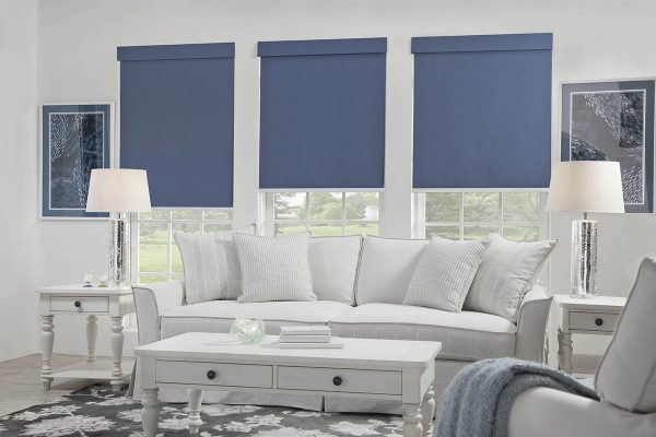 Roller Shade W-4.5inch Fabric Valance